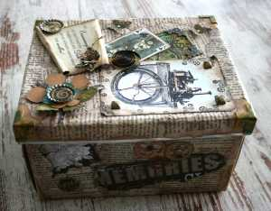 Trauerbox