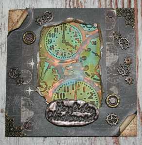 Karte: Clock
