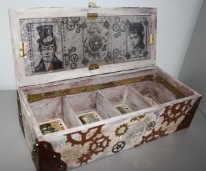 Box: Spielkarten offen