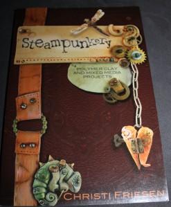 Buch Steampunkery