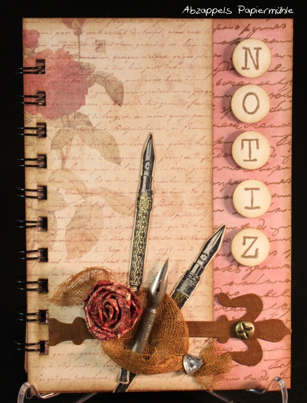 Notizbuch Rose_1
