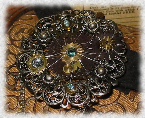 Steampunk Halsband_2