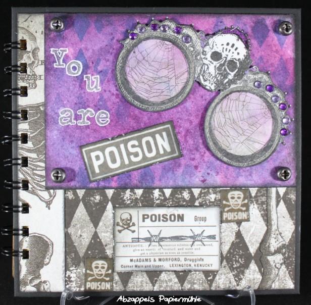 Rezeptbuch Poison