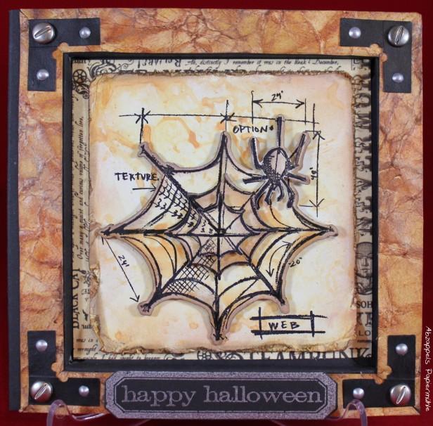 3D Spiderweb