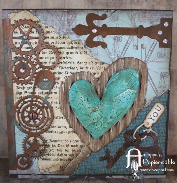 Steampunk Heart (2)