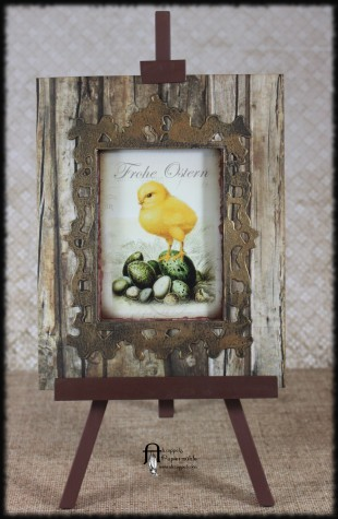 Osterkarten mit Durchblick (6)